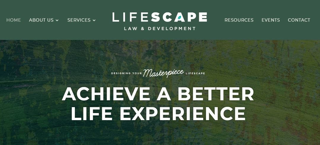 Welcome to Lifescape Law