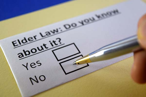 Elder Law Attorneys Helping Seniors and their Family
